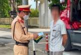 Thanh Hóa: Bí mật trong chiếc ba lô màu xanh trên xe taxi