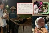 Bé gái khoảng 10 ngày tuổi bị bỏ rơi trong thùng rác kèm lá thư 'cầu cứu'