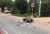 Bị xe tải tông, 3 người trong gia đình thương vong