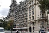 Tháp Eiffel bị đe dọa đánh bom