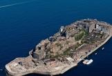 Khung cảnh hoang tàn trên hòn đảo ma ở Nhật Bản