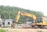 Thị xã Nghi Sơn cưỡng chế thu hồi đất dự án đường từ Quốc lộ 1A đến đầu đường Đông Tây 4