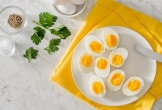 Thực đơn giảm cân nhanh trong 1 tuần với trứng luộc