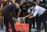 Indonesia trục vớt hộp đen máy bay chở 62 người đâm xuống biển