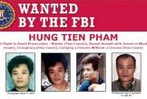 FBI treo thưởng 30.000 USD bắt nghi phạm người Việt bắn chết 5 người trong vụ thảm sát 30 năm trước