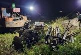 Thiết bị xây dựng đè chết thương tâm 2 bé trai ở Bắc Ninh: Khởi tố 3 bị can