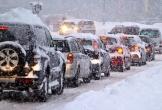 An toàn khi di chuyển trong trời tuyết tại vùng cao, lái xe cần lưu ý những gì