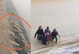Ám ảnh vết cào trên bờ sông - nơi tìm thấy thi thể bé trai 9 tuổi ở Nghệ An