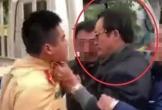 Công an TP Tuyên Quang phủ nhận việc Chi cục trưởng Dân số tát CSGT