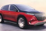 Mercedes-Maybach chạy điện sẽ ra mắt vào ngày cuối năm 2021