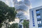 Nổ lớn ở phòng thí nghiệm quốc phòng hàng đầu Trung Quốc, 11 người thương vong