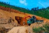 Chủ tịch xã cho lấy hàng nghìn mét khối đất phục vụ công trình