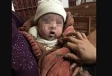Bé trai 3 tháng tuổi bị bỏ rơi bên nhà văn hóa thôn
