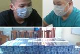 Thanh Hóa: Thu giữ 9.000 bao thuốc lá lậu có nhãn hiệu nước ngoài