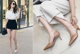 Nguyên tắc đi giày cao gót bạn gái không bao giờ được quên