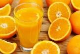 Nước cam ép: Thức uống bạn nên bổ sung hàng ngày