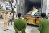 """Thanh Hoá: Bắt giữ xe đầu kéo vận chuyển gần 10 tấn """"thực phẩm bẩn"""""""
