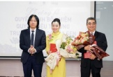 Nữ Phó Giáo sư 37 tuổi làm Quyền Hiệu trưởng ĐH Hoa Sen