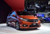 Honda Brio giá thấp nhất chỉ 418 triệu đồng