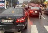 Vụ 2 xe sang Mercedes trùng biển số giữa phố Hà Nội: Đã tìm ra chủ nhân dùng biển số thật