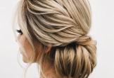 Gợi ý những kiểu búi tóc đẹp, đơn giản dành cho phái nữ dịp 8.3