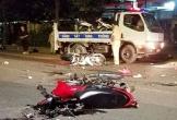 Va chạm xe máy, 2 người ở TP.HCM tử vong