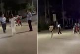 Người phụ nữ say rượu cởi nội y, chửi bới, hành hung cảnh sát