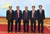 Giới thiệu chữ ký Thủ tướng Phạm Minh Chính và 2 Phó Thủ tướng mới