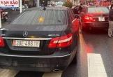 Phá đường dây làm giả giấy tờ từ vụ 2 xe Mercedes mang cùng biển số