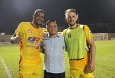 Đội bóng Đông Á Thanh Hóa nhận