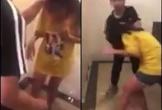 Phẫn nộ cảnh bé gái 15 tuổi bị vây đánh, tát 96 cái trong chưa đầy 4 phút