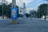 Sầm Sơn (Thanh Hóa): Đường sửa xong hơn một năm, hàng cột điện vẫn án ngữ giữa tim đường