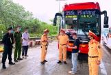 Tạm dừng hoạt động tuyến xe khách Thanh Hóa đi Nghệ An, Hà Tĩnh