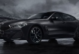 BMW Series 8 Frozen Black Edition ra mắt giá từ 135.400 USD