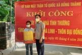 Triệu Sơn (Thanh Hóa): Khởi công xây dựng nhà tình thương cho nữ sinh mồ côi
