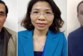 Hé lộ danh sách lãnh đạo được Công ty Nhật Cường