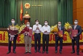 Trao quyết định cho 2 tân Thứ trưởng Bộ Tài chính