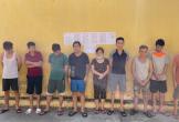 """Triệt xóa """"sới"""" bạc chuyên nghiệp tại Thanh Hoá"""