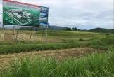 Dự án bệnh viện 10 năm vẫn là bãi đất trống