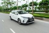 Toyota Vios là mẫu xe phù hợp nhất cho các gia đình