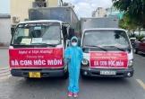 Thực hư nghệ sĩ Việt Hương nhận tiền quyên góp nhưng nói tự bỏ tiền túi làm