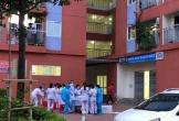 Phong tỏa tòa nhà A1 chung cư C5 phường Đông Vệ: Người dân tuân thủ các quy định phòng, chống dịch