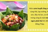 Ẩm thực Việt: Món cơm có tên đậm chất kiếm hiệp, là đặc sản nức tiếng Đồng Tháp