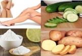 5 cách đơn giản giúp loại bỏ làn da tối màu ở đầu gối và khuỷu tay