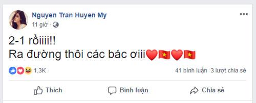 Á hậu Huyền My