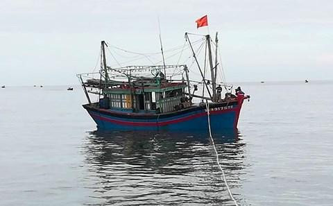 Tàu cá NA 93173.TS