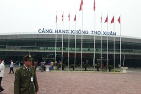 Cảng hàng không Thọ Xuân, Thanh Hoáq